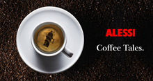 Alessi Coffee tales