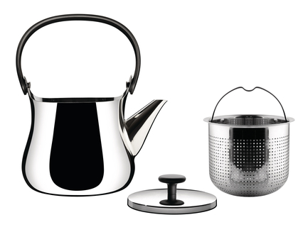 Alessi theepot Cha - afb. 2