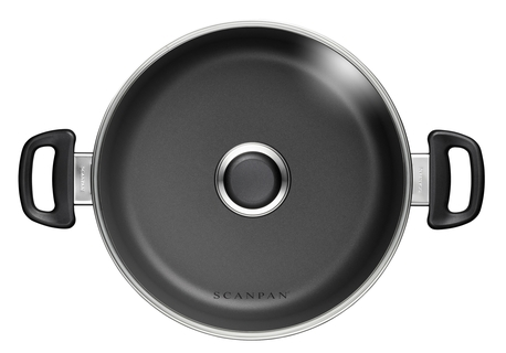 Scanpan Classic Induction braadpan 26 cm 4,80 ltr - afb. 3