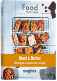 Magimix Brood en banket boek Nederlands